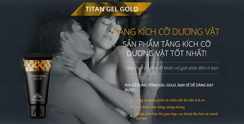 Titan Gel là gì?