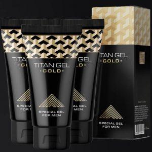 Titan Gel Gold: tác dụng, cách dùng và mua ở đâu