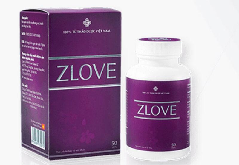 Viên uống Zlove là sản phẩm gì?