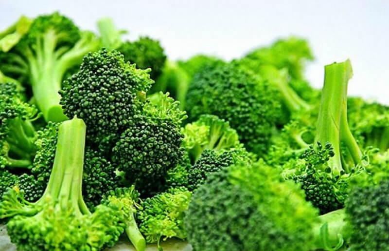 Món ăn bông cải xanh xào thịt bò giúp tinh binh nam giới khỏe mạnh hơn.