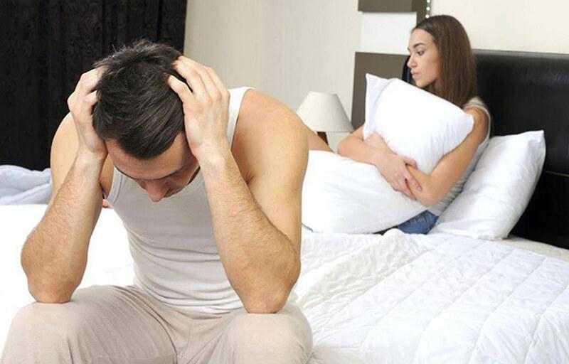 Giảm ham muốn tình dục ở nam là vấn đề dễ gặp khiến đời sống gối chăn trở nên nguội lạnh
