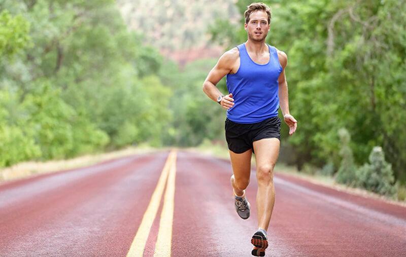 Rèn luyện thể thao đúng cách là liệu pháp hỗ trợ cải thiện ham muốn rất tốt cho phái mạnh