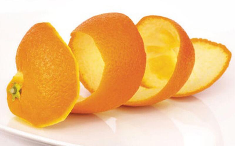 Trị thâm bằng vỏ cam