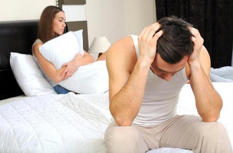 Yếu sinh lý là một trong các bệnh nam khoa phổ biến ở đàn ông