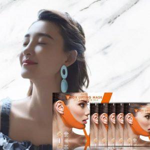 Mặt nạ V line Konad Hàn Quốc tan mỡ nọng cằm