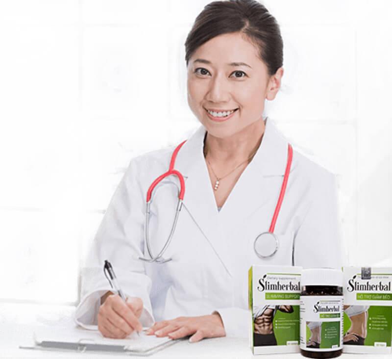 Tác dụng nổi bật của sản phẩm viên uống giảm cân Slim Herbal
