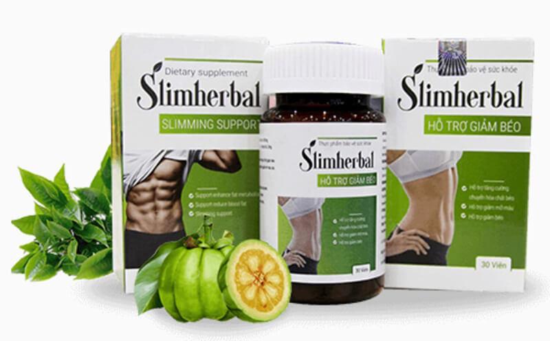 Thực phẩm chức năng giảm cân Slim Herbal: thành phần, công dụng