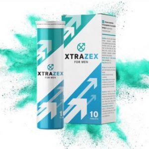 Xtrazex - Viên sủi sinh lý Nam giới của Nga
