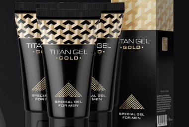 Gel Titan – Sự thật về khả năng tình dục